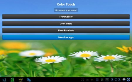 Color Touch Effects версия 1.8
