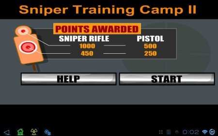 Sniper Training Camp II версия 1.1