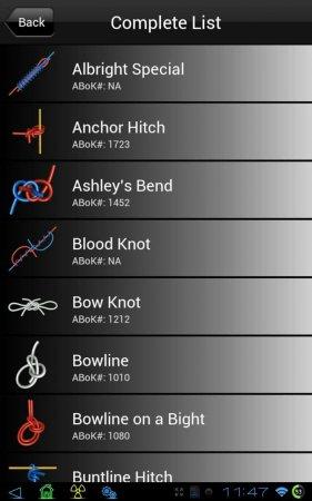 Knots 3D версия 2.3