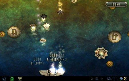 Atlantis Sky Patrol версия: 1.0.9 (добавлена HD версия 1.0.13) (добавлена полная версия)