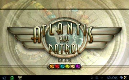 Atlantis Sky Patrol версия: 1.0.9 (добавлена HD ) (добавлена полная версия)
