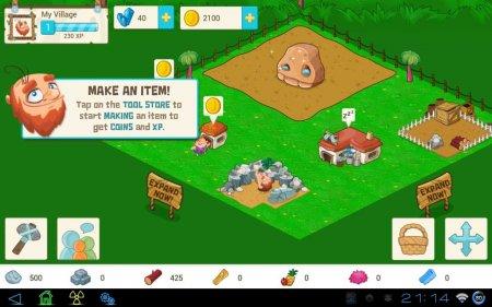 Tiny Village версия: 1.8