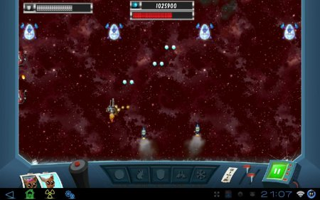A Space Shooter версия: 1.1.2