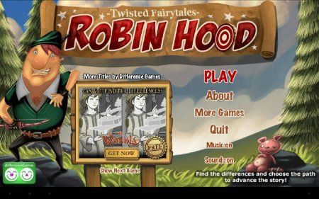 Robin Hood: Twisted Fairy Tales