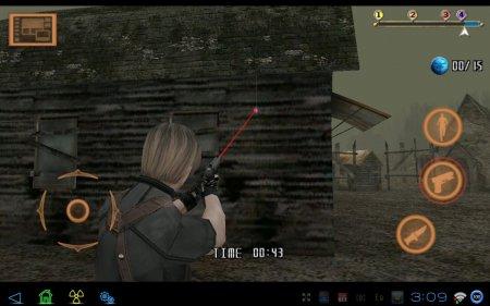 Resident Evil 4 Mobile версия 1.1.9 (добавлена английская версия 1.00.00 Google Play)