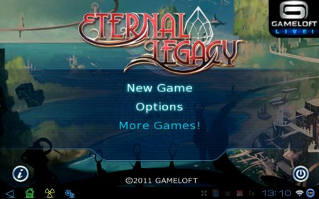 Eternal Legacy HD версия: 1.0.8
