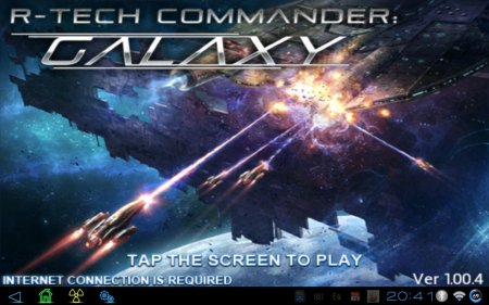 R-Tech Commander: Galaxy версия: 1.00 [Online]