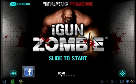iGun Zombie : FPS + Weaponary (обновлено до версии 1.1.3)