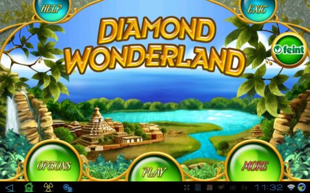 Diamond Wonderland HD  ������ 1.0.0