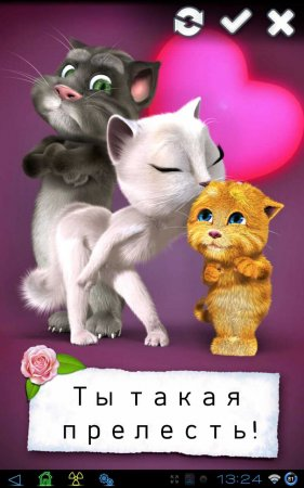 Tom`s Love Letters / Любовные письма Тома версия: 1.0.1