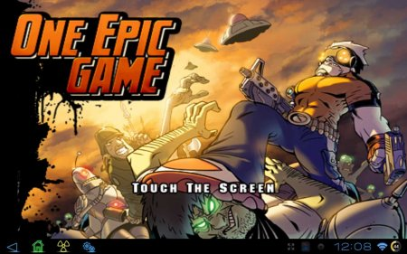 One Epic Game
