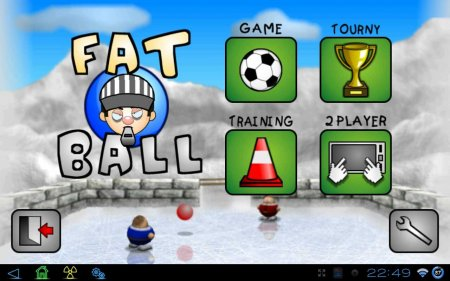Fat Ball (1 or 2 Player) версия: 1.15.4