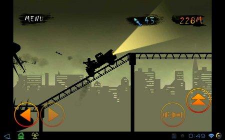 Zombie vs Truck версия 1.01