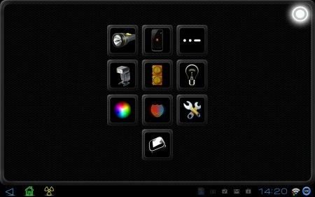 Фонарик - Tiny Flashlight ® (обновлено до версии 4.7)