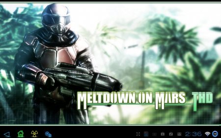 Meltdown on Mars THD версия 1.0
