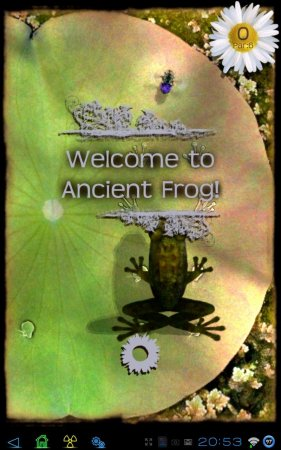Ancient Frog