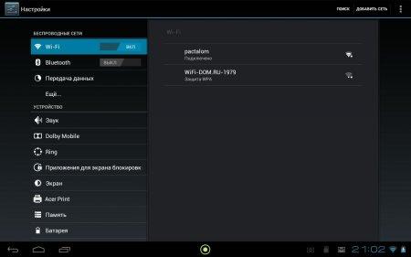 Прошивка с Android 4.0.3 для Acer Iconia TAB A500 (Taboonay 3.0.1), основана на Acer_AV041_A500_0.009.00_WW_GEN1 с фирменным интерфейсом Acer Ring (добавлен WiFi Fix)