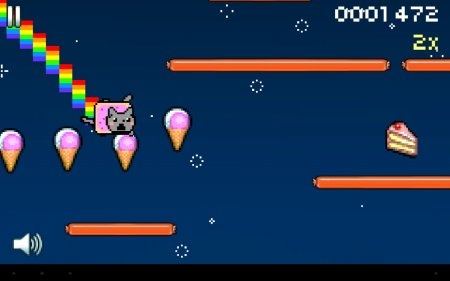 Nyan Cat: Lost In Space версия: 1.0
