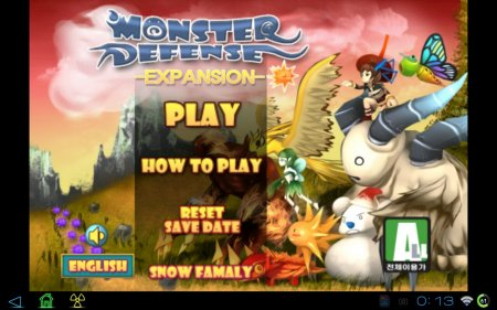Monster Defense3D Expansion версия: 1.00