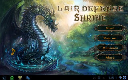 Lair Defense: Shrine версия: 1.0