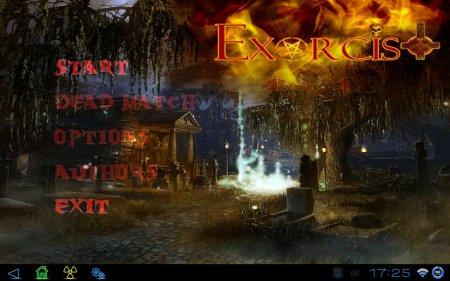 Exorcist - 3D Shooter