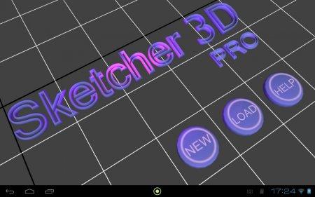 Sketcher 3D Pro