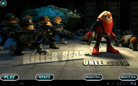 Killer Bean Unleashed v3.14 [мод]
