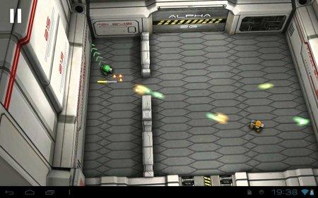 Tank Hero: Laser Wars (обновлено до версии 1.1.2)