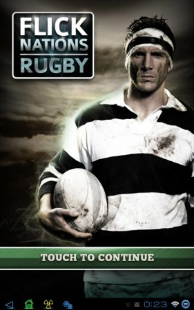 Flick Nations Rugby версия 1.0