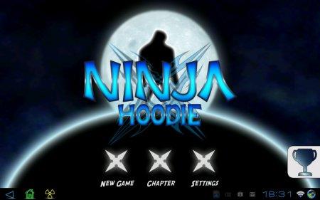 Ninja Hoodie версия 1.0.1