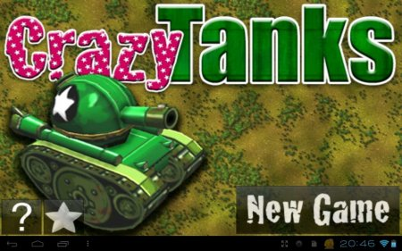 Crazy Tanks версия 1.03
