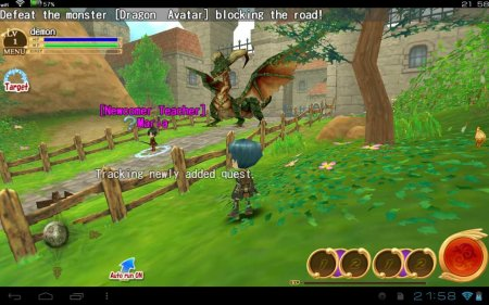 Elemental Knights Online RED (обновлено до версии 1.4.0)