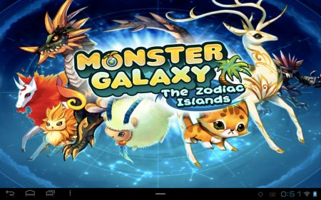 Monster Galaxy (обновлено до версии 1.1.8) [MOD версия]