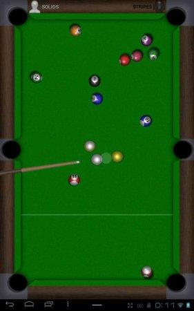 Flick Pool (обновлено до версии 1.5)