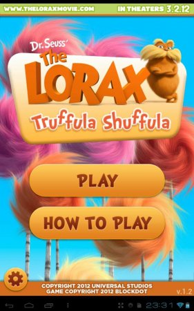 Truffula Shuffula The Lorax версия 1.2
