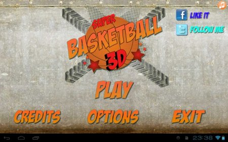Super Basket Ball 3D Tegra Pro