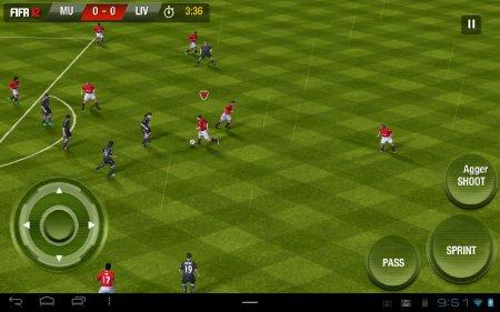 FIFA 12 by EA SPORTS (обновлено до версии 1.3.98)