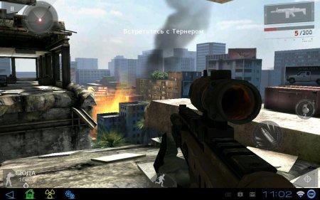 Modern Combat 3: Fallen Nation (обновлено до версии 1.1.2)