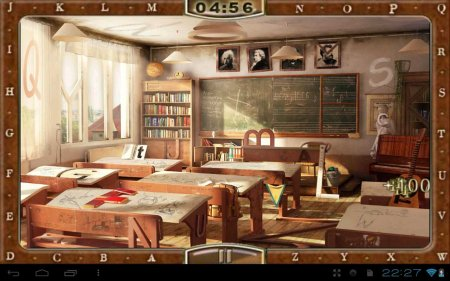 ABC Mysteriez: Hidden Letters версия 1.0.0