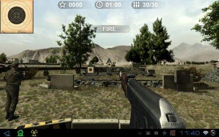 Arma II: Firing Range THD (обновлено до версии 1.3.2)