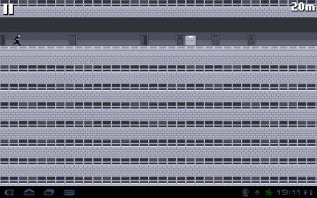 Canabalt HD (обновлено до версии 1.15)