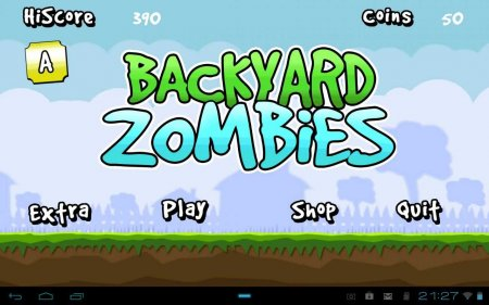 Backyard Zombies версия 6.4.1