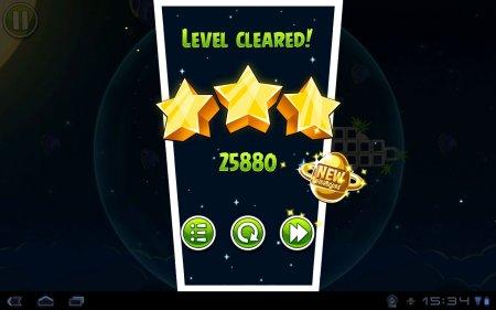 Angry Birds Space HD v1.6.0 [свободные покупки]