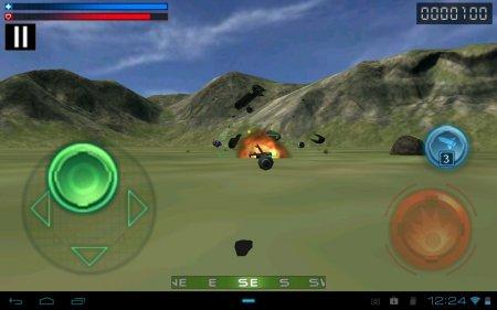 Tank Recon 3D (обновлено до версии 2.11.63)