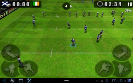 Rugby Nations 2011 версия 1.4.0