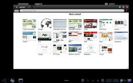 OverSkreen Browser (обновлено до версии 1.5.1) - еще один шаг к многооконному интерфейсу в Android