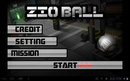 Zio Ball версия 3.0