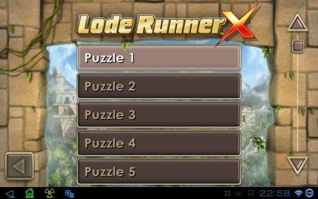 Lode Runner X версия 1.0