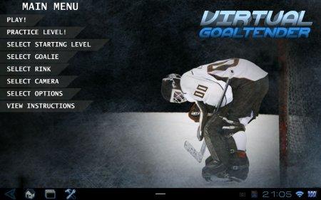 Virtual Goaltender (обновлено до версии 1.0.4)
