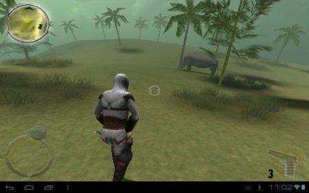 Dinosaur Assassin версия 1.0
